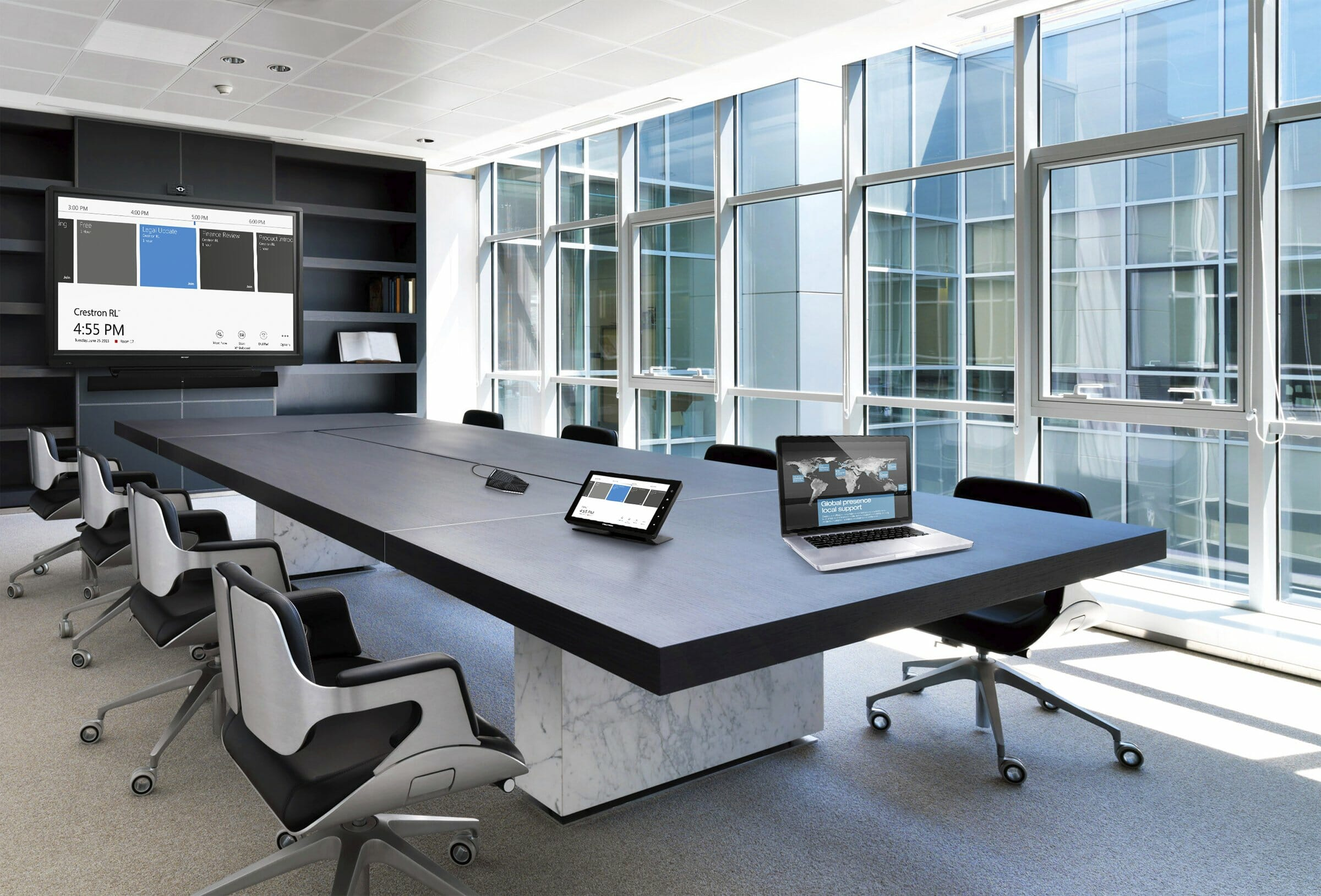 conference room automation solutions