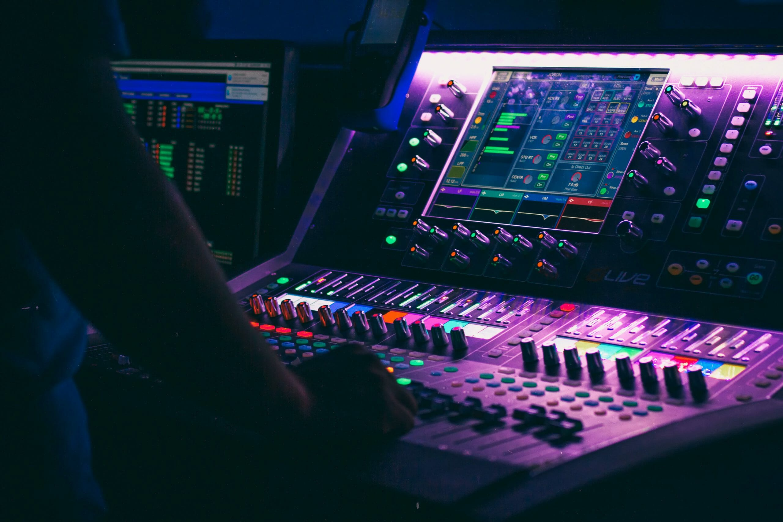 audio visual installation services